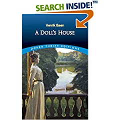 ISBN:0486270629 A Doll's House (Dover Thrift Editions) by Henrik    Ibsen