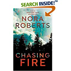ISBN:0515150630 Chasing Fire by Nora 