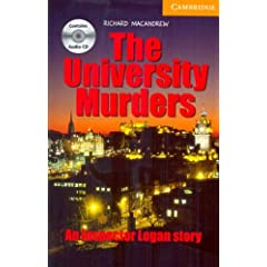 The University Murders: Level 4 Intermediate (Cambridge English Readers)