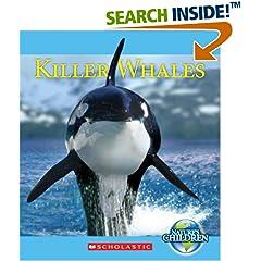 ISBN:0531254798 Killer Whales (Nature's Children) by Charnan    Simon