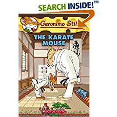 ISBN:054510369X The Karate Mouse (Geronimo Stilton, No. 40) by Geronimo 