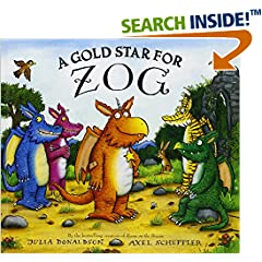 ISBN:0545417244 A Gold Star for Zog by Julia    Donaldson and Axel    Scheffler