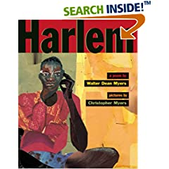 ISBN:0590543407 Harlem (Caldecott Honor Book) by Walter 