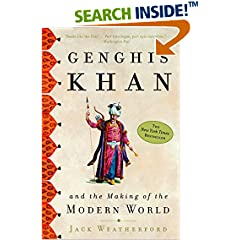 ISBN:0609809644 Genghis Khan and the Making of the Modern World by Jack 