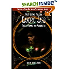 ISBN:0615912028 Canopic Jars by Tracy 