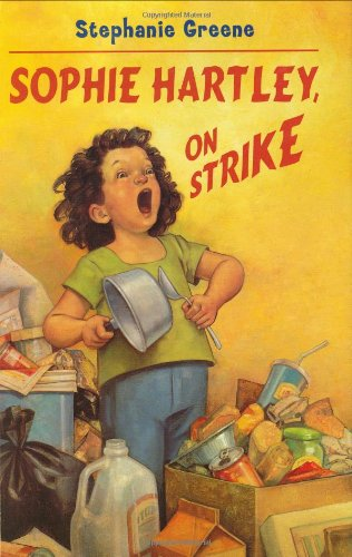 Sophie Hartley On Strike