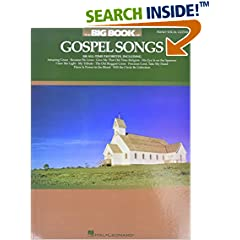 ISBN:063401711X The Big Book of Gospel Songs (Big Books of Music) by Hal    Leonard Corp.