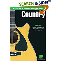 ISBN:0634050559 Country (Guitar Chord Songbook) (Guitar Chord Songbooks) by Hal    Leonard Corp.