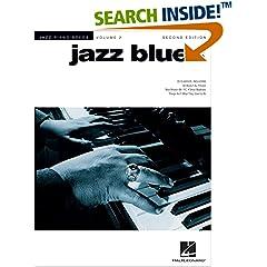 ISBN:0634058800 Jazz Blues by Hal    Leonard Corp.