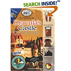 ISBN:0635064693 The Mystery at Dracula's Castle (Transylvania, Romania) (9) (Around the World In 80 Mysteries) by Carole    Marsh