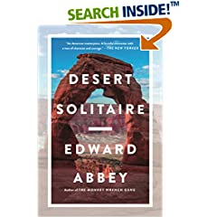 ISBN:0671695886 Desert Solitaire by Edward 