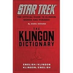 klingon dictionary - learn klingon