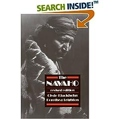 ISBN:0674606035 The Navaho by Clyde    Kluckhohn and Dorothea C.    Leighton