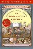 In Aunt Lucys Kitchen /a Little Shopping: The Cobble Street Cousins #1-2 (Cobble Street Cousins)