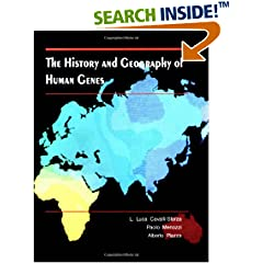 ISBN:0691087504 The History and Geography of Human Genes by Luigi    Luca Cavalli-Sforza and Alberto Piazza