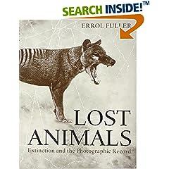 ISBN:0691161372 Lost Animals by Errol    Fuller