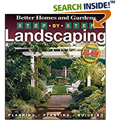 ISBN:0696230828 Step-by-Step Landscaping (2nd Edition) (Better Homes and Gardens Gardening) by Better 