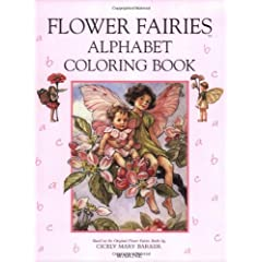 The Flower Fairies Alphabet Coloring Book (Flower Fairies)