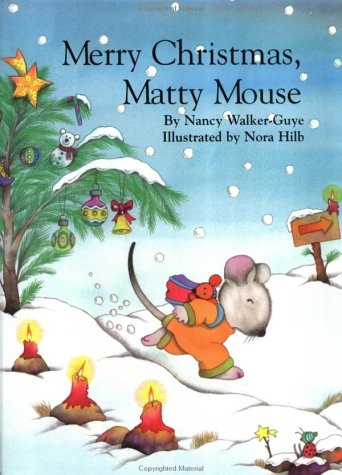 Merry Christmas, Matty Mouse