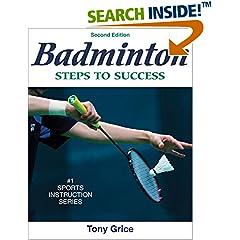 ISBN:0736072292 Badminton by Tony    Grice