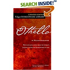 ISBN:0743477553 Othello by William 