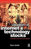 Valuation of Internet Technology and Biotechnology Stock