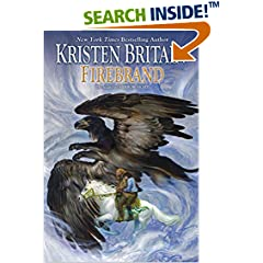 ISBN:0756408806 Firebrand (Green Rider) by Kristen 