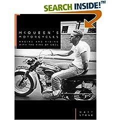 ISBN:0760351759 McQueen's Motorcycles by Matt    Stone and Dave    Ekins