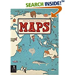 ISBN:0763668966 Maps by Aleksandra 