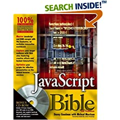 JavaScript Bible, Fifth Edition