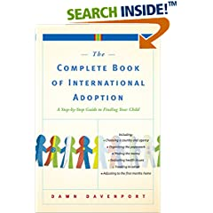 ISBN:0767925203 The Complete Book of International Adoption by Dawn 