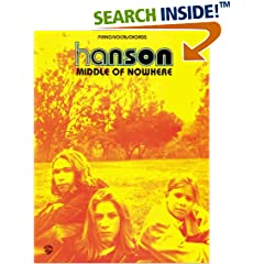 ISBN:0769201288 Hanson -- Middle of Nowhere by Hanson