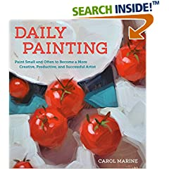 ISBN:0770435335 Daily Painting by Carol    Marine