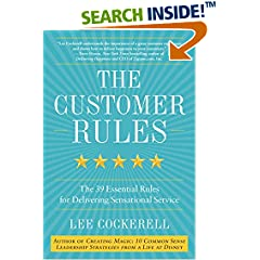 ISBN:0770435602 The Customer Rules by Lee    Cockerell