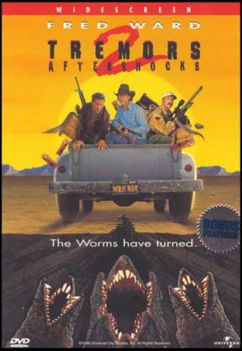 Tremors II: Aftershocks / Дрожь земли 2: Повторный удар (1996)