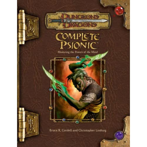Complete Psionic Review