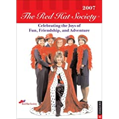 Red Hat Society : 2007 Engagement Calendar