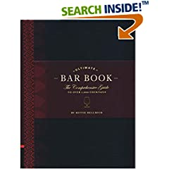 ISBN:0811843513 The Ultimate Bar Book by Mittie 