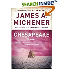 ISBN:0812970438 Chesapeake by James 