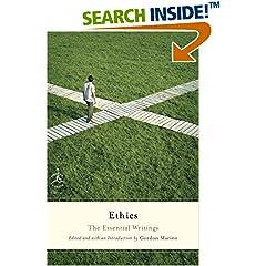 ISBN:0812977785 Ethics by Gordon    Marino