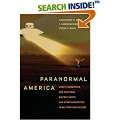 ISBN:0814791352 Paranormal America by Christopher    Bader and F.  Carson    Mencken