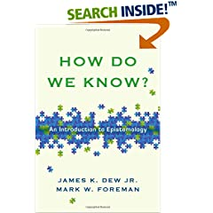 ISBN:0830840362 How Do We Know? by James 