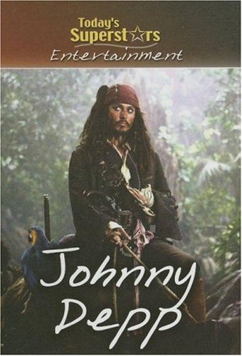 Johnny Depp (Today's Superstars: Entertainment)