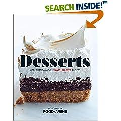 ISBN:0848752252 Desserts by Editors    of Food & Wine