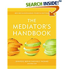 ISBN:0865717222 The Mediator's Handbook by Jennifer 