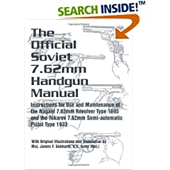 Official Soviet 7.62mm Handgun Manual
