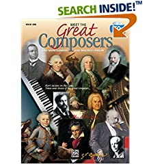 ISBN:0882848550 Meet the Great Composers, Bk 1 by Maurice    Hinson and June C.    Montgomery