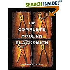 ISBN:0898158966 The Complete Modern Blacksmith by Alexander    Weygers