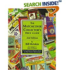 ISBN:0930625773 The Matchcover Collector's Price Guide by Bill 