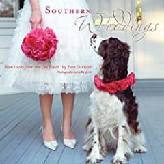 ウェディングフラワー洋書: New Looks from the Old South